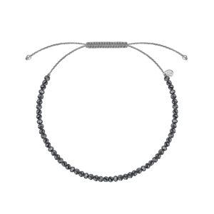браслет из серебряного пирита