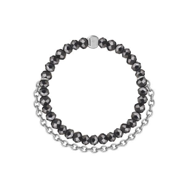 кольцо из серебряного пирита на любой размер